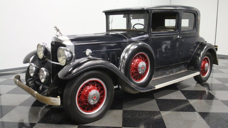 1931 Packard Coupe 6