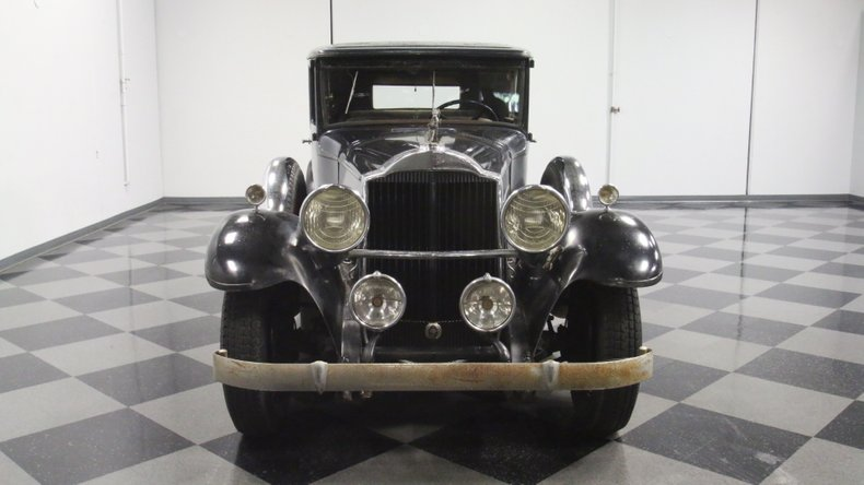 1931 Packard Coupe 19