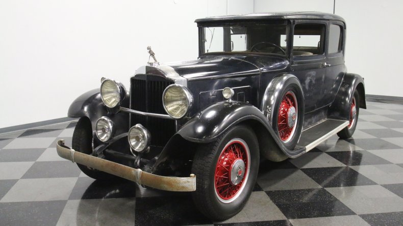 1931 Packard Coupe 5