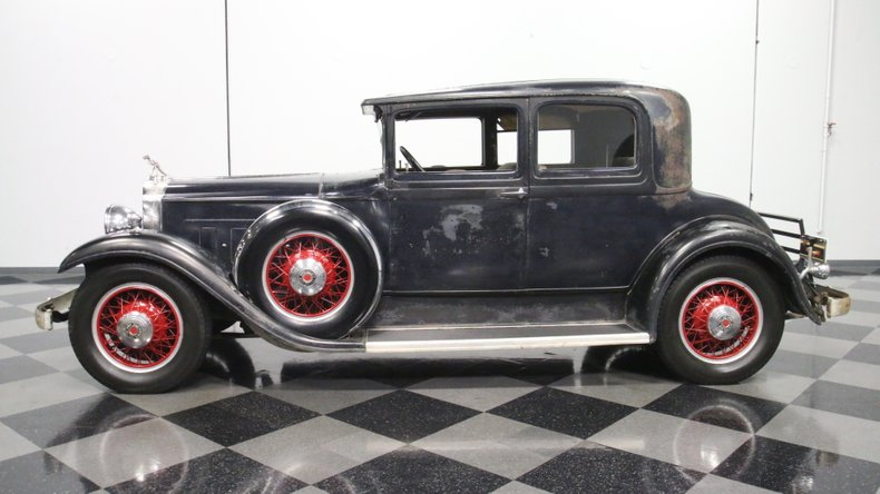 1931 Packard Coupe 7