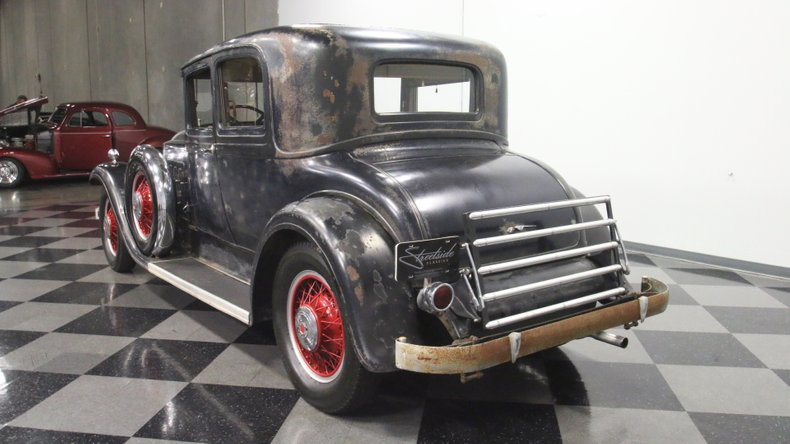 1931 Packard Coupe 9