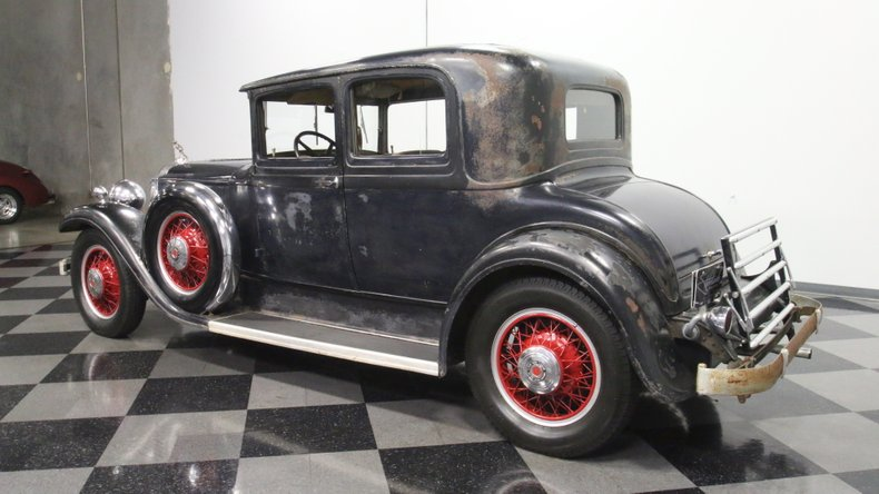 1931 Packard Coupe 8
