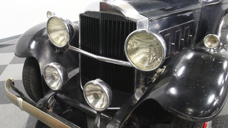 1931 Packard Coupe 22