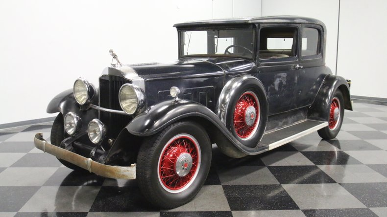 1931 Packard Coupe 21