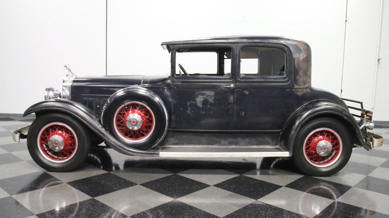 1931 Packard Coupe 2