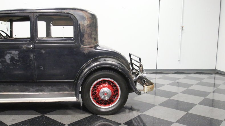 1931 Packard Coupe 25