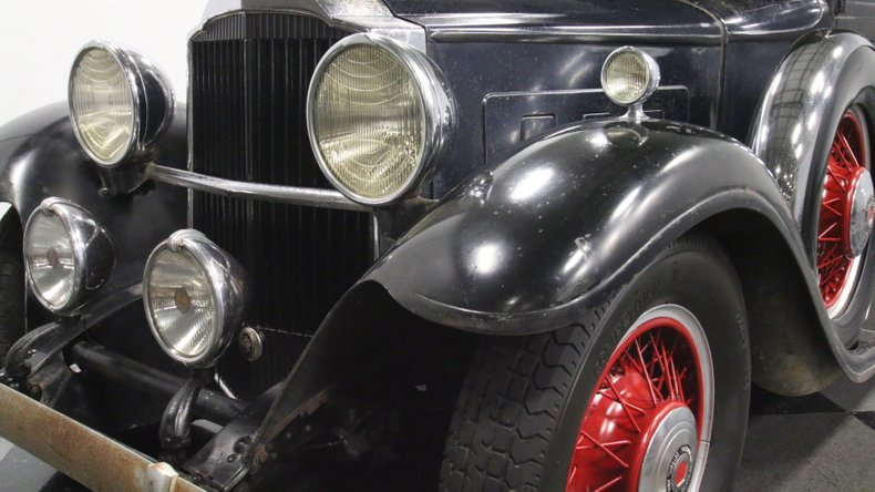1931 Packard Coupe 65