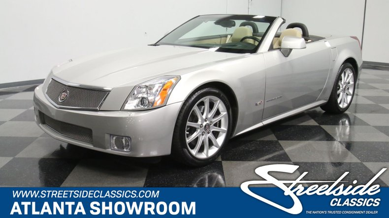 For Sale: 2007 Cadillac XLR-V
