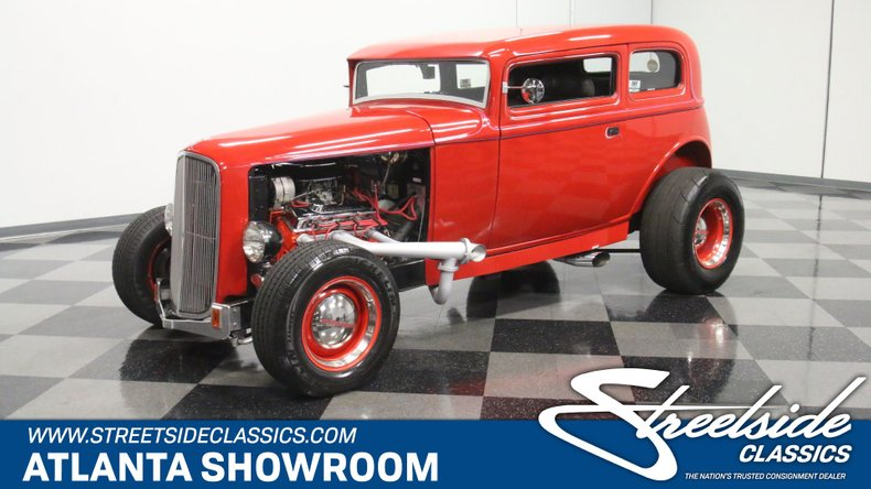 1932 Ford Vicky For Sale