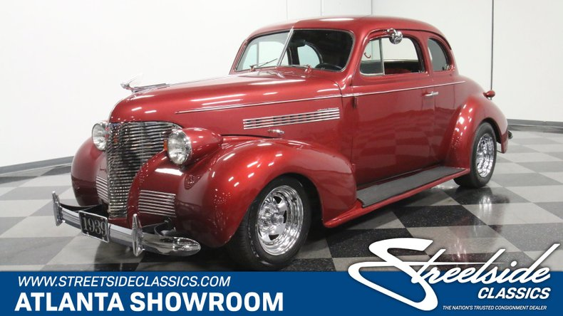 For Sale: 1939 Chevrolet Master