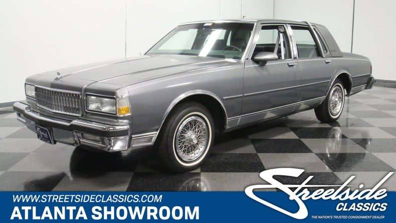 1990 chevrolet caprice streetside classics the nation s trusted classic car consignment dealer 1990 chevrolet caprice streetside