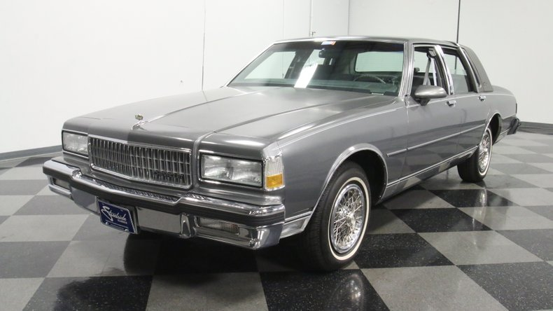 1990 Chevrolet Caprice Brougham LS for sale #167271   Motorious