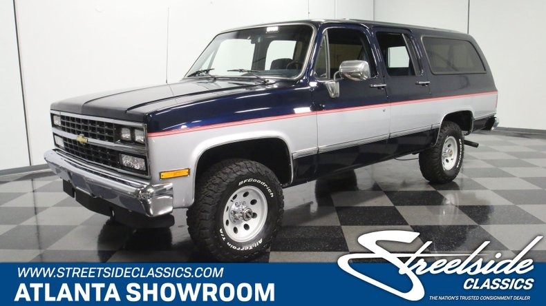 For Sale: 1990 Chevrolet Suburban