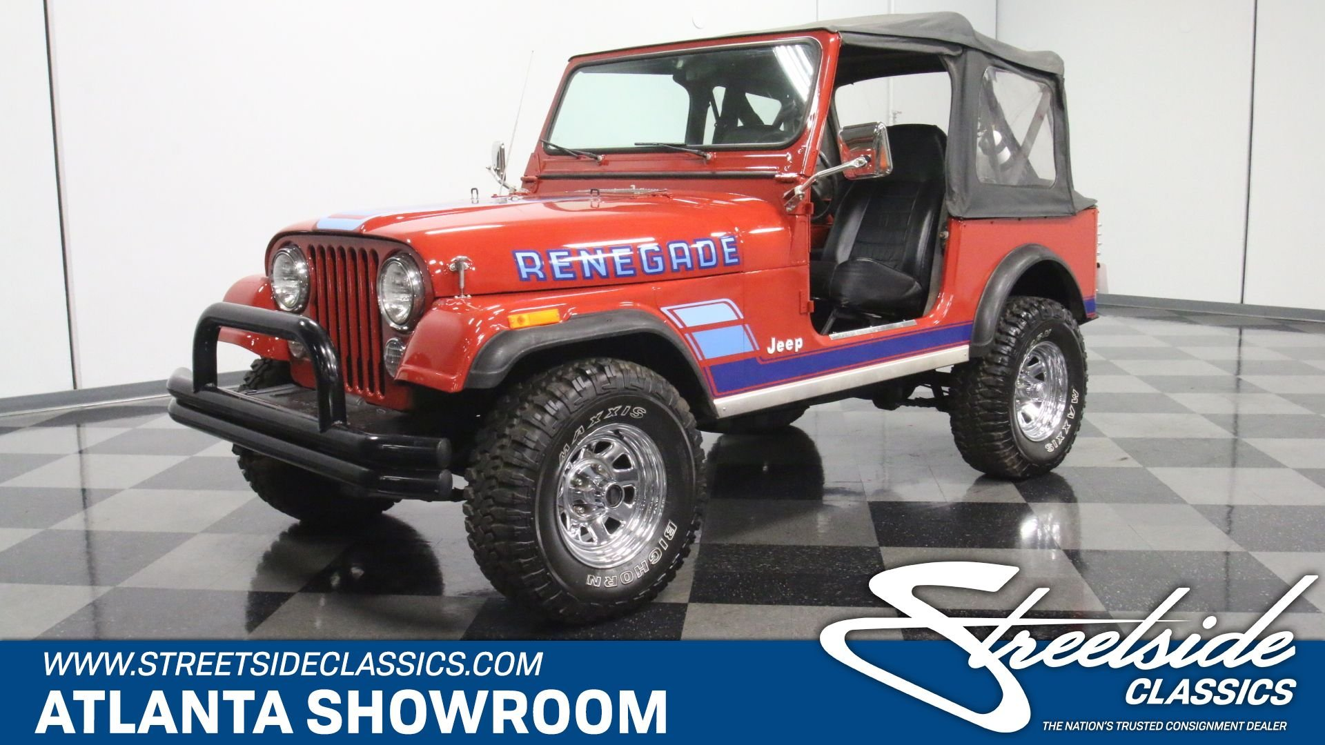 1983 Jeep CJ7 for sale #168180 | Motorious