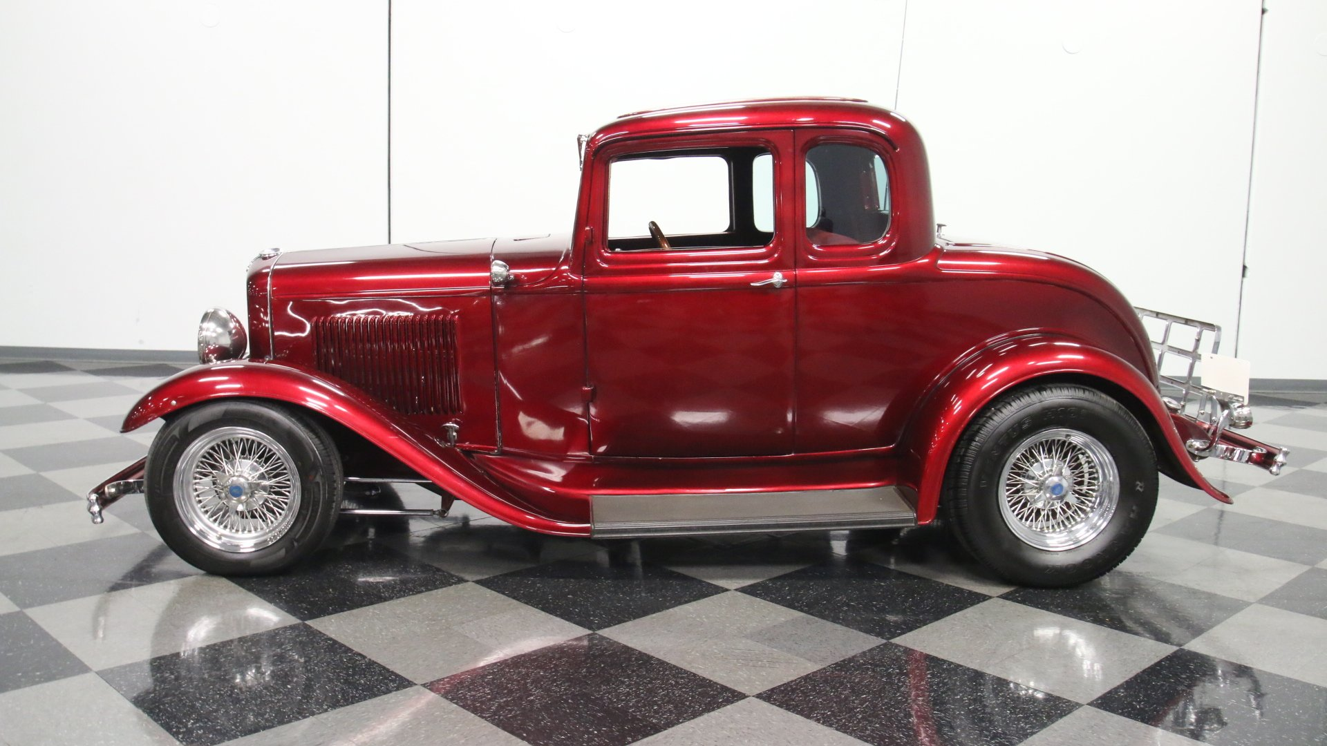 1932 ford coupe streetrod