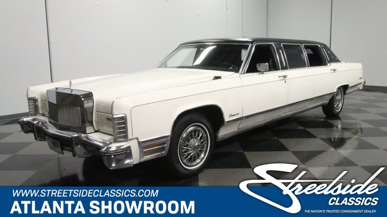 1975 Lincoln Continental For Sale