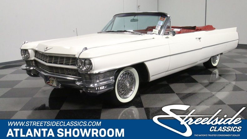 For Sale: 1964 Cadillac DeVille