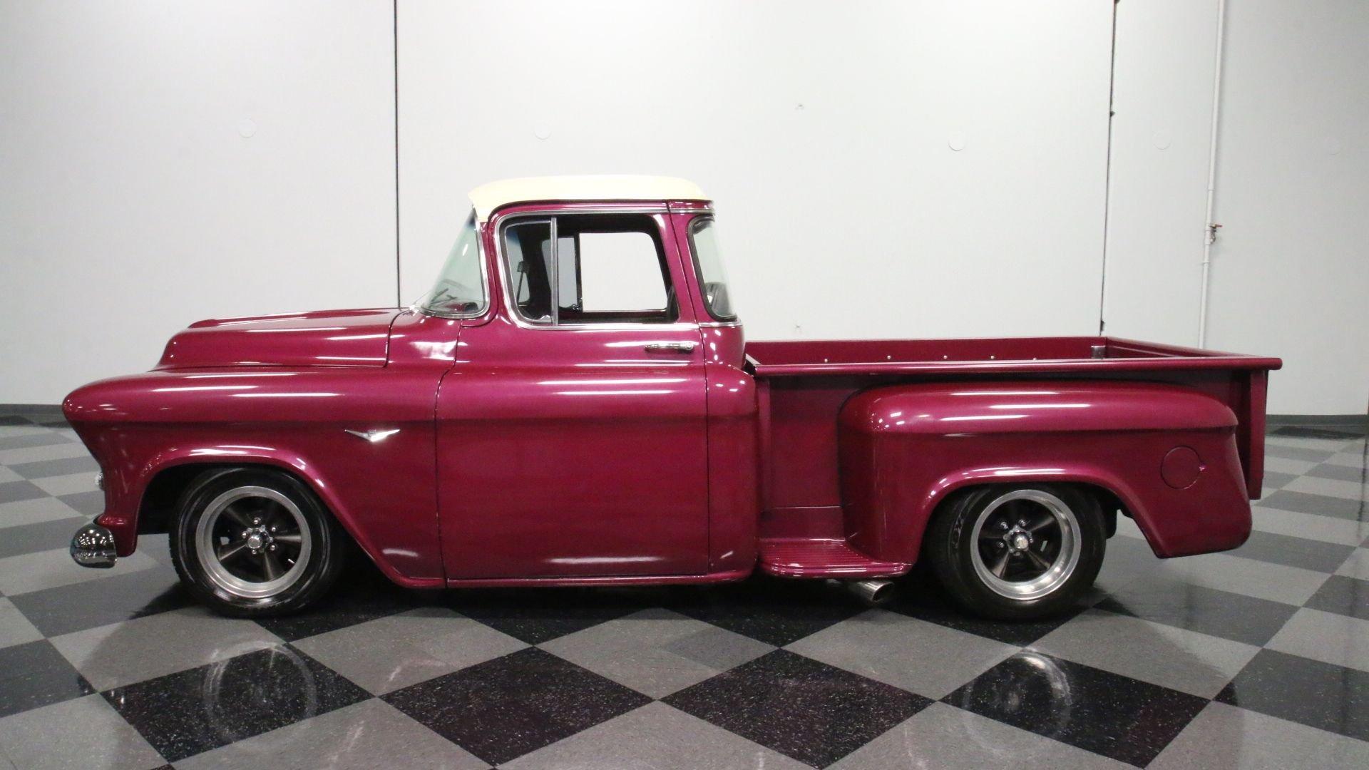 1955 chevrolet 3100 big window 3