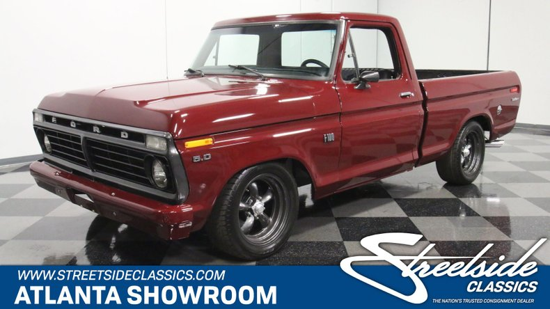 1973 ford f 100 restomod