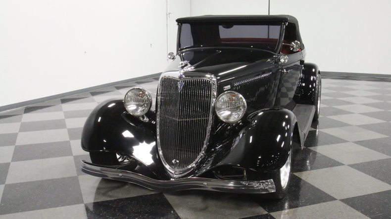 1934 Ford Roadster 20
