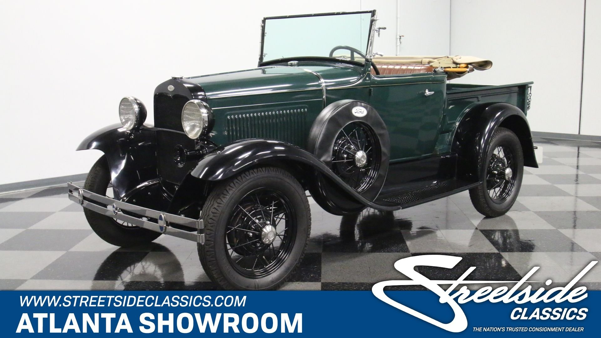 1931 Ford Model A Classic Cars For Sale Streetside Classics The Nation S 1 Consignment Dealer