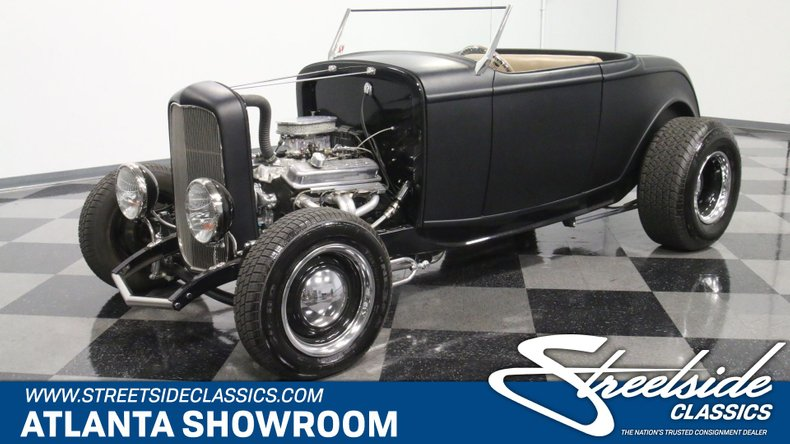 1932 Ford Highboy 1