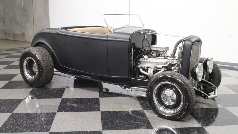 1932 Ford Highboy 16