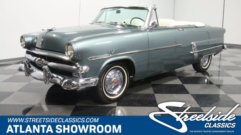 For Sale: 1953 Ford Sunliner