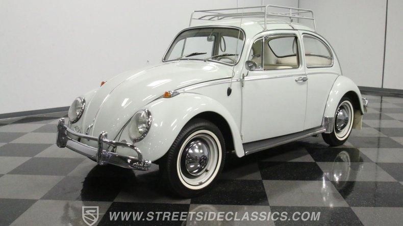 For Sale: 1965 Volkswagen Beetle