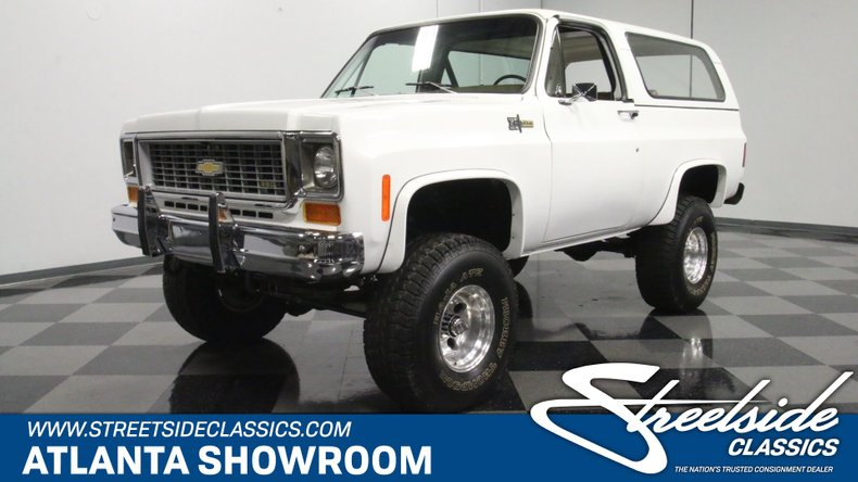 1974 Chevrolet Blazer For Sale