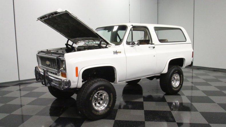 1974 Chevrolet Blazer K5 4x4 for sale #170207 | Motorious