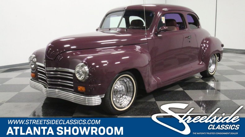 For Sale: 1948 Plymouth Coupe