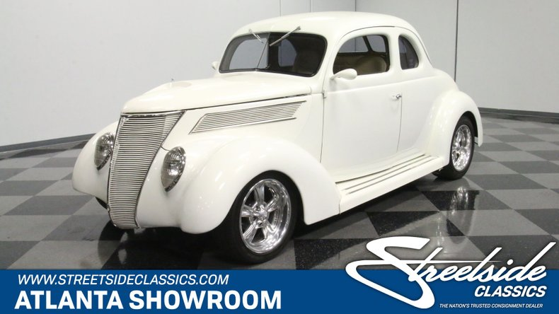 For Sale: 1937 Ford 5-Window