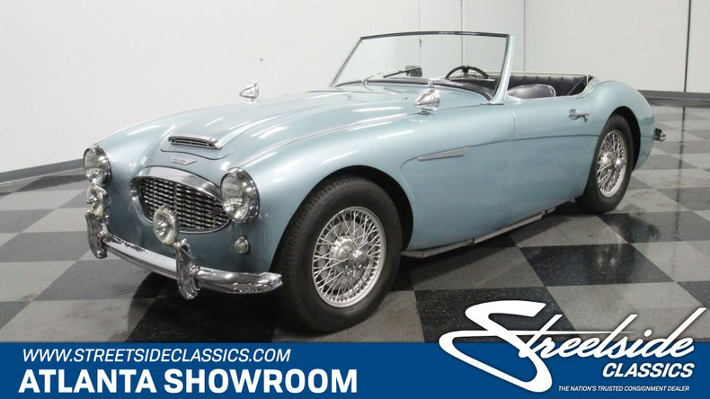For Sale: 1957 Austin Healey 100-6
