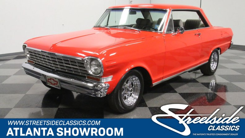 1963 Chevrolet Nova For Sale