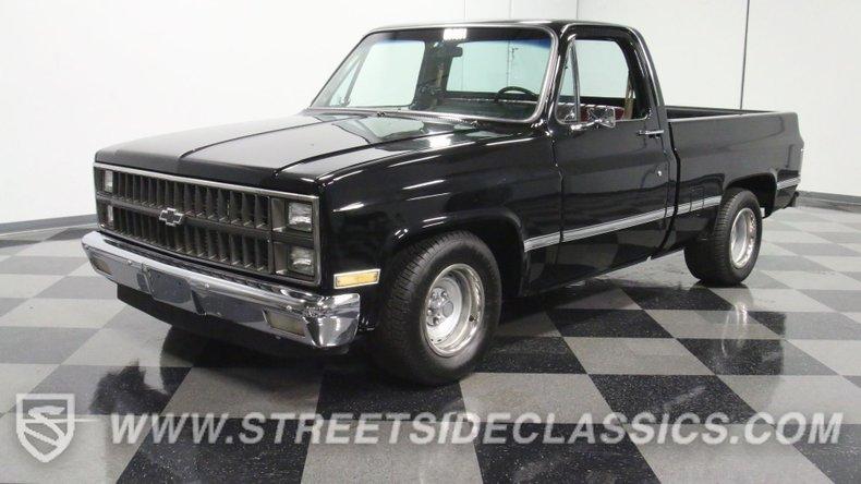 1982 Chevrolet C10 For Sale
