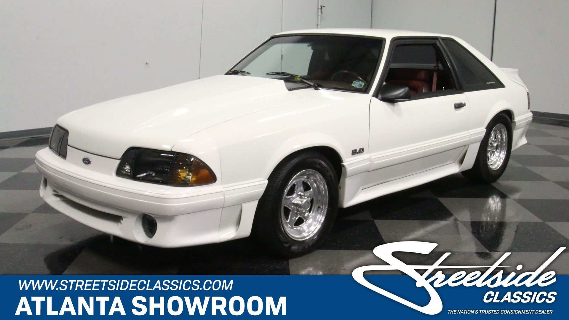 1993 ford mustang gt supercharged for sale 171594 motorious