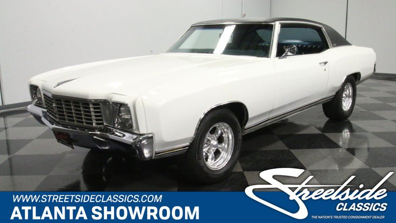 1972 Chevrolet Monte Carlo For Sale
