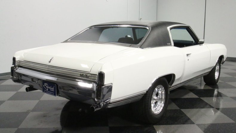 1972 Chevrolet Monte Carlo 13