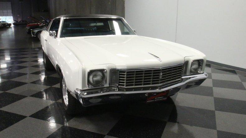 1972 Chevrolet Monte Carlo 18