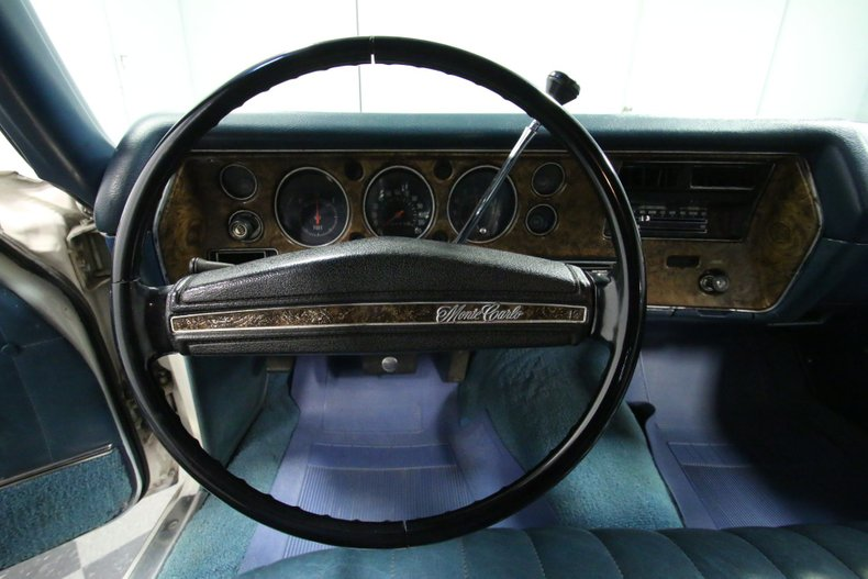 1972 Chevrolet Monte Carlo 44