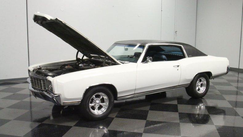 1972 Chevrolet Monte Carlo 34