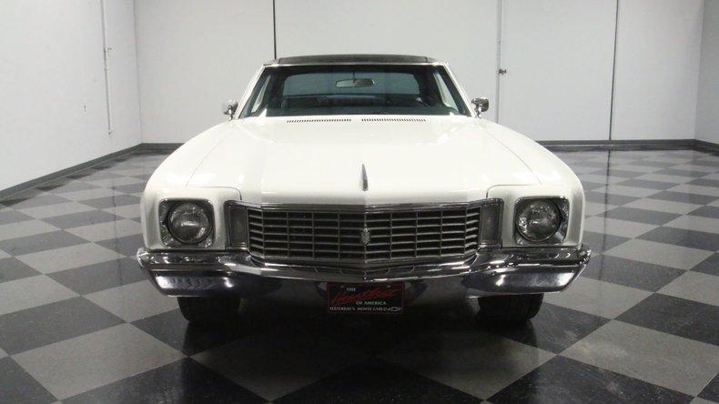 1972 Chevrolet Monte Carlo 19