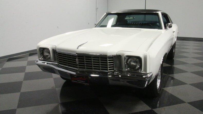 1972 Chevrolet Monte Carlo 20