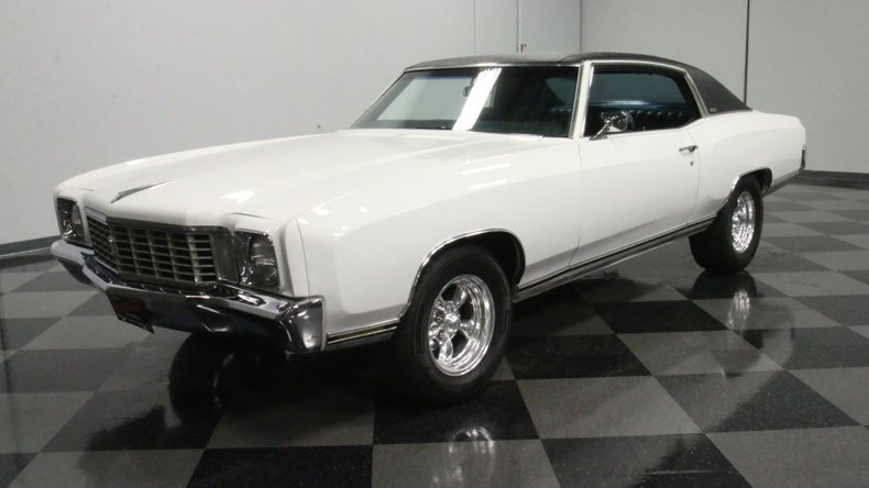 1972 Chevrolet Monte Carlo 21