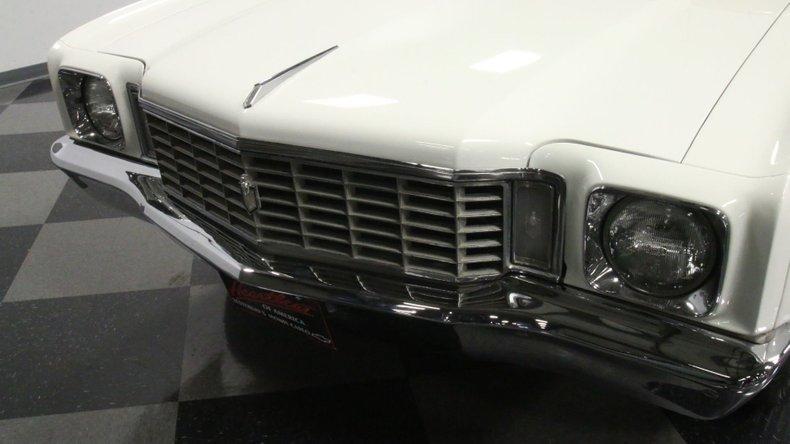1972 Chevrolet Monte Carlo 22