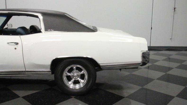 1972 Chevrolet Monte Carlo 25