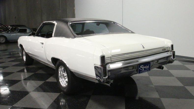 1972 Chevrolet Monte Carlo 9