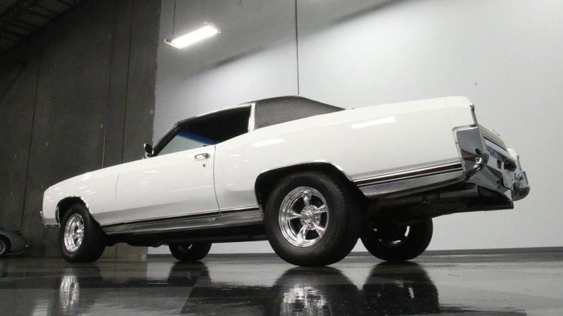 1972 Chevrolet Monte Carlo 26