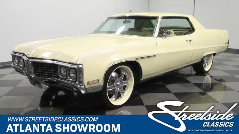 For Sale: 1970 Buick Electra 225
